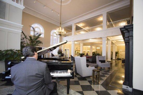Glens Falls, Estado de Nueva York: Lobby