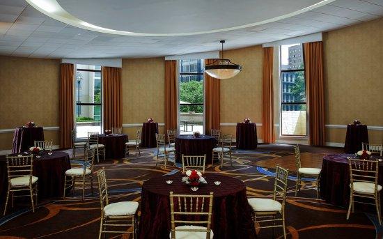 Silver Spring, Maryland: Magnolia Ballroom - Reception Style