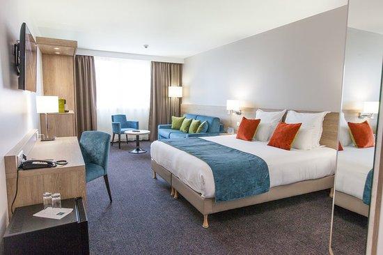 Gradignan, Fransa: Quality Hotel Bordeaux Pessac Superior room