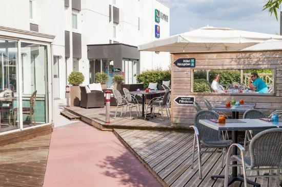 Gradignan, France: Quality Hotel Bordeaux Pessac Terrasse