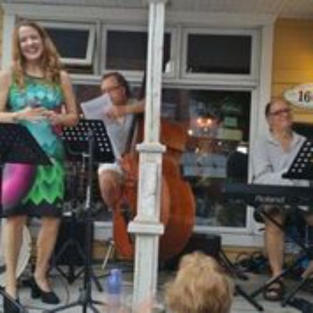 Chambly, Kanada: Chantal Blanchais et le Jazz band de PA Tremblay