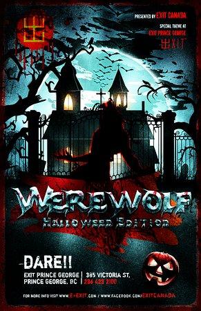 Принс-Джордж, Канада: Werewolf V2: Halloween Edition