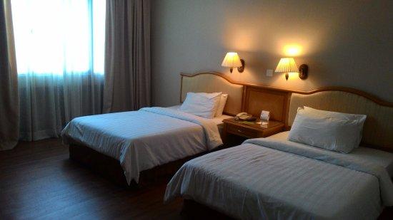 Best Price on Mega Hotel Miri in Miri Reviews - Agoda