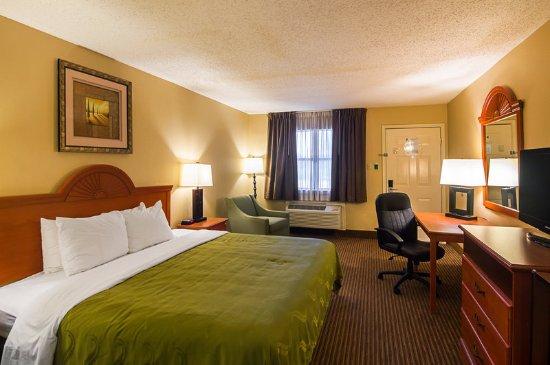 Γκάρλαντ, Τέξας: Guestroom