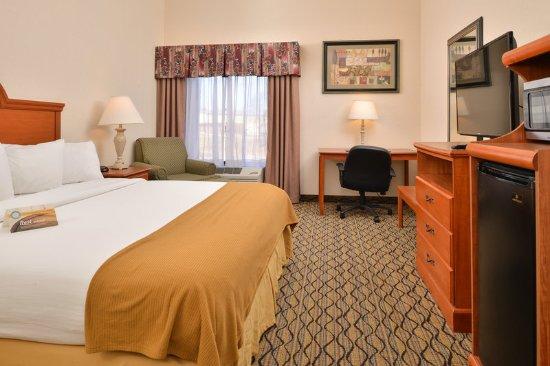 Jefferson City, Μιζούρι: Bedroom