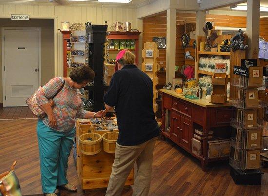Meadows of Dan, VA: Gift Shop