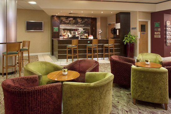 Hothfield, UK: Hotel Lobby