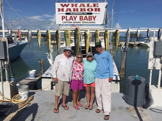Play Baby Charters: Great Day Fishing with an awesome crew