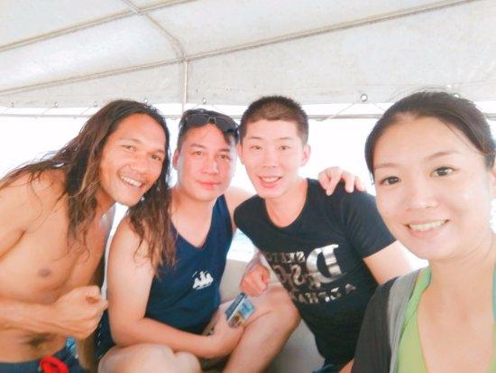 Scubafish: 教練馬來西亞人唷~