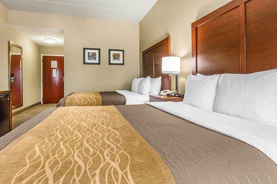 Duncansville, PA: Guest room
