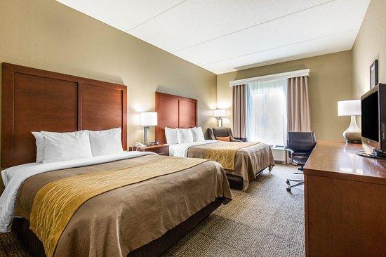 Duncansville, Pensylwania: Guest room