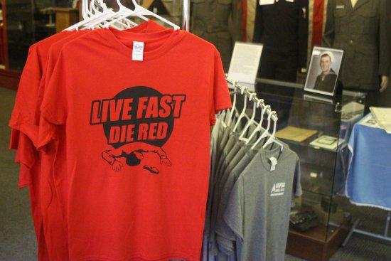 Riverside, IA: Shop