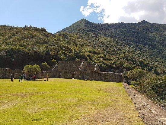 Cachora, Perú: Inmenso!!!