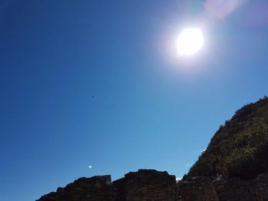 Cachora, Perú: Avistamiento de Cóndor