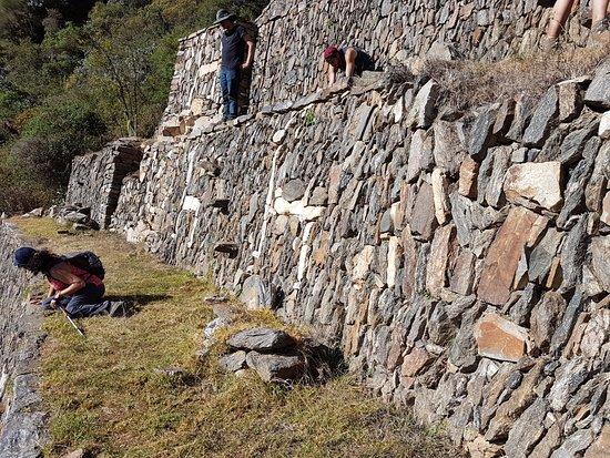 Cachora, Perú: Zona de las Llamas un poco empinado pero vale la pena.