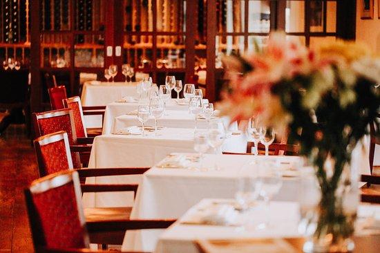 Raithwaite Estate: Restaurant