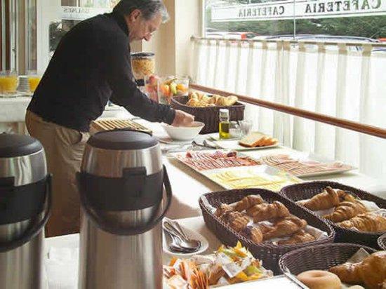 Vic, Spain: 601348 Restaurant