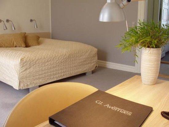 Ebberup, Denmark: Small superior double room