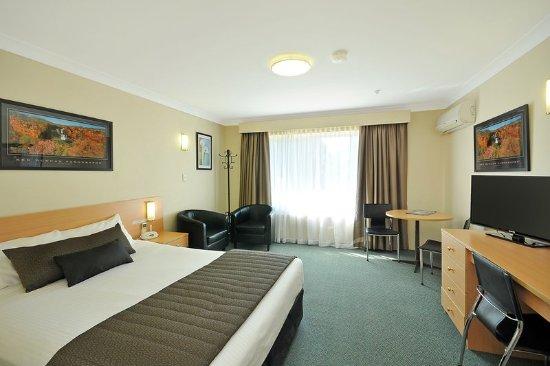 Blackheath, Australië: Guest room