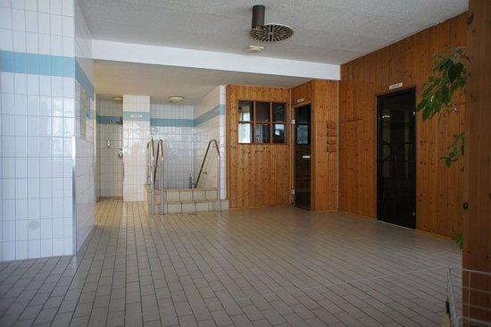 Brehna, Deutschland: Sauna
