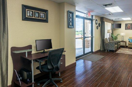Shawnee, Оклахома: Business Center