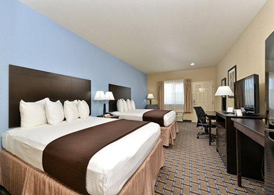 Carrizo Springs, TX: Room