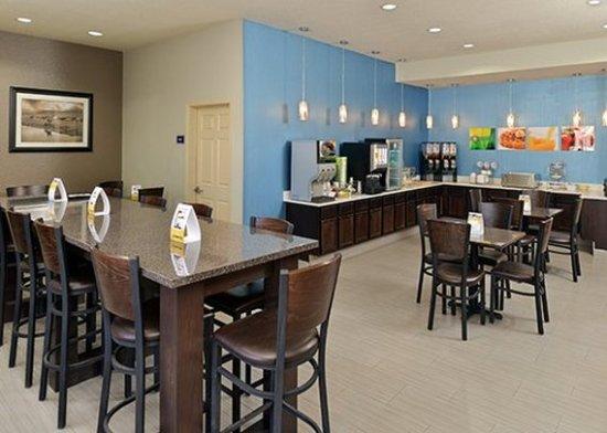 Carrizo Springs, تكساس: Restaurant