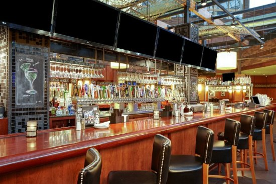 Matteson, IL: Bar and Lounge