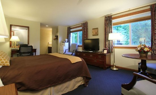 Peterborough, Nueva Hampshire: King room
