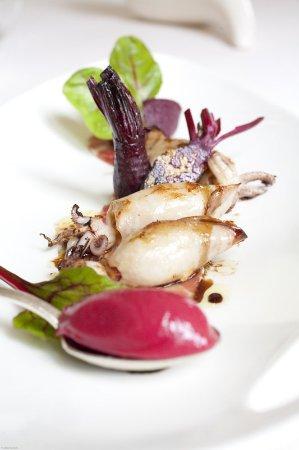 Rochecorbon, France: Restaurant