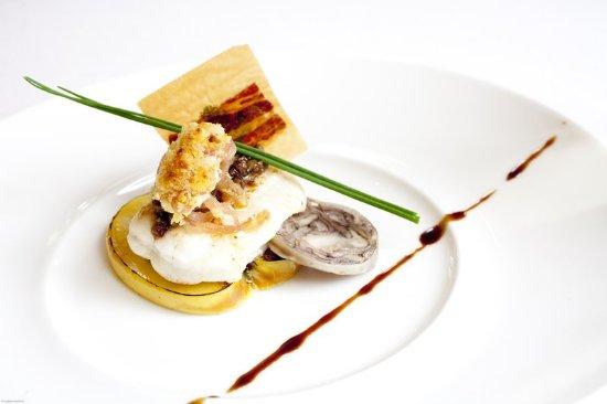 โครเชอคอร์บง, ฝรั่งเศส: Restaurant