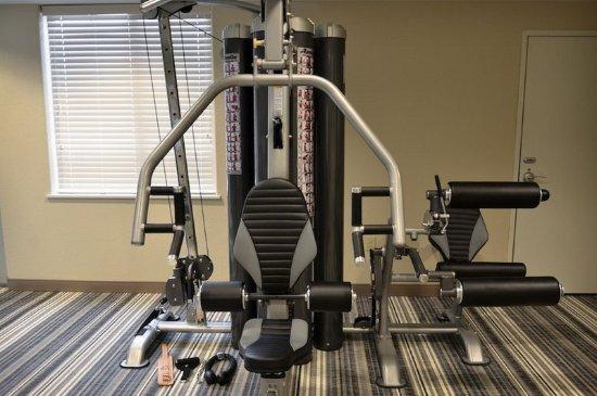 Denver-Brighton Guest Fitness Center