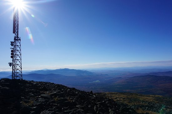 Gorham, Nueva Hampshire: At the top