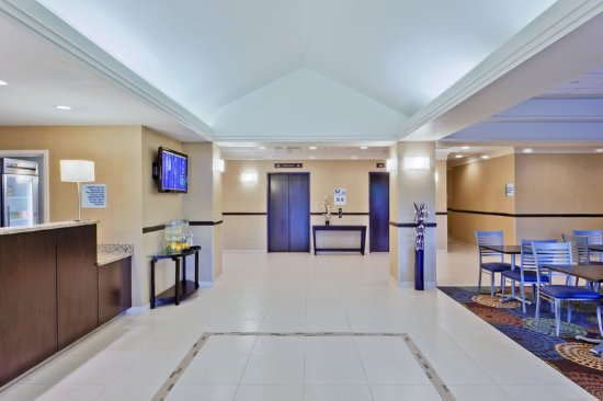 Hanover, MD: Welcome to the Holiday Inn Express BWI Airport West