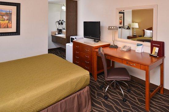 Sunnyside, WA: Guest Room