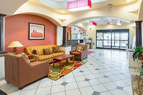 Weatherford, TX: Lobby