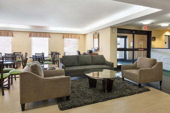 Sandston, Вирджиния: Lobby