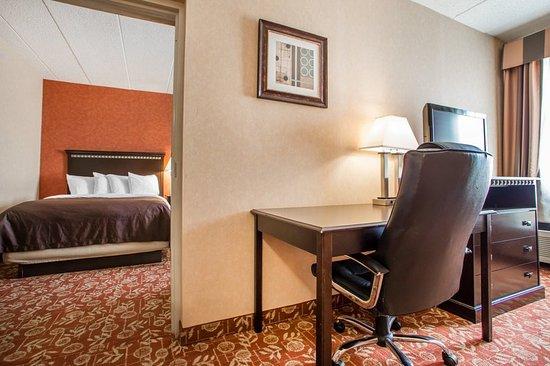 Vineland, Nueva Jersey: Queen Suite