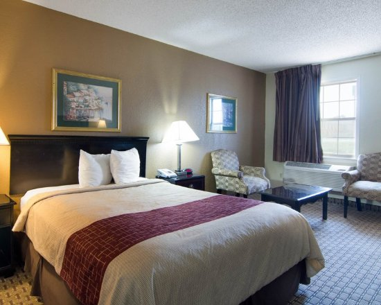Pine Bluff, AR: Guest room