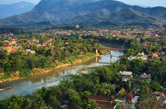 Hike and Kayak the Nam Khan River Valley from Luang Prabang