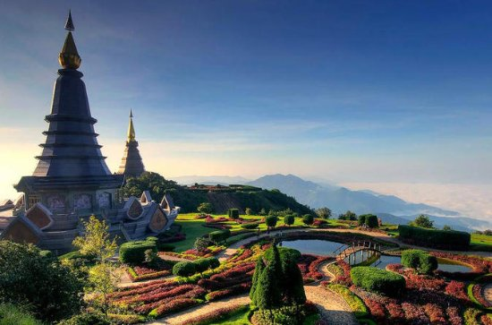 Doi Inthanon Loop Motorbike Tour