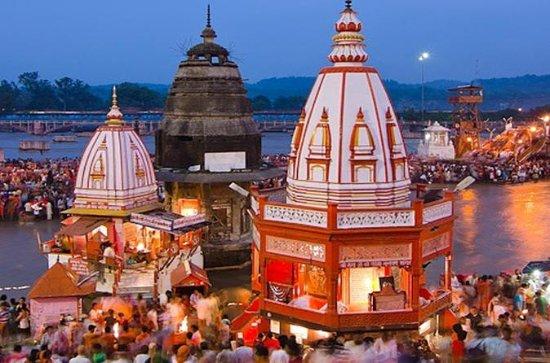 Spiritual Haridwar and Rishikesh Day ...