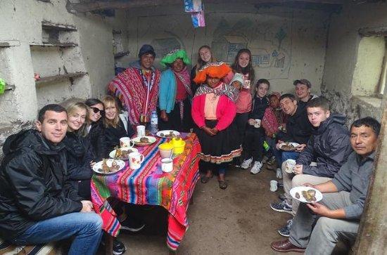 Ancasmarca ruiner Maucau Community og...