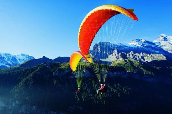 Paragliding Tour in Tbilisi
