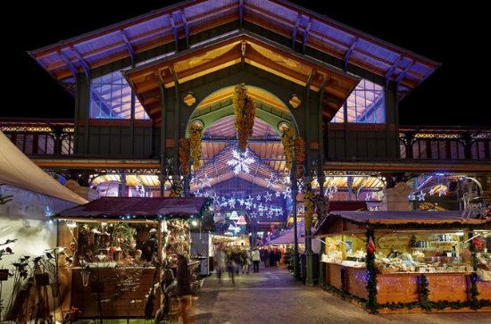 swiss christmas markets from zurich