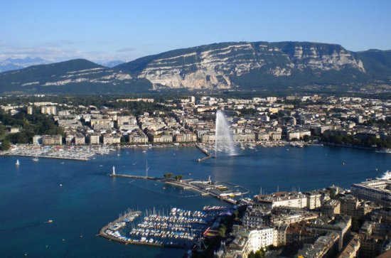 Geneva City Privat rundvisning og...