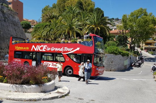 Nice Le Grand Tour Hop-on Hop-off Sightseeing Tour