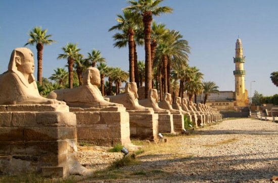Luxor Private day tour from Hurghada