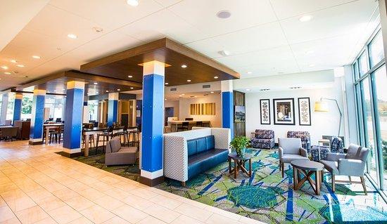 Piedmont, SC: Hotel Lobby