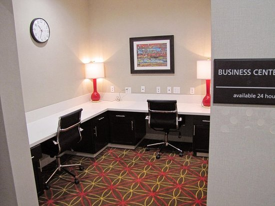 McPherson, KS: Business center